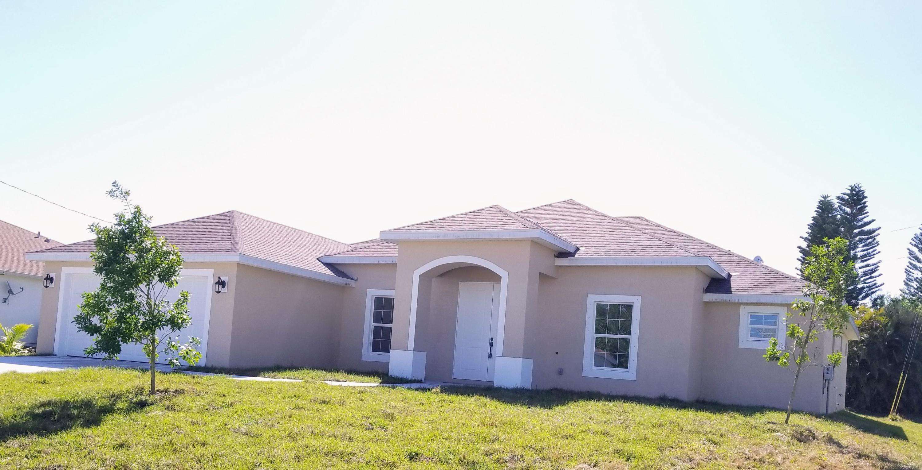 468 Nome Drive, Port Saint Lucie, Florida 34984, 3 Bedrooms Bedrooms, ,3 BathroomsBathrooms,Single Family,For Sale,Nome,RX-10503471