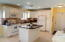 The center island, show here is movable. Granite counters and center island -match...