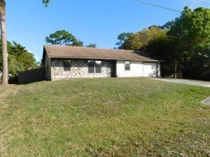 5102 Palm Drive, Fort Pierce, FL 34982