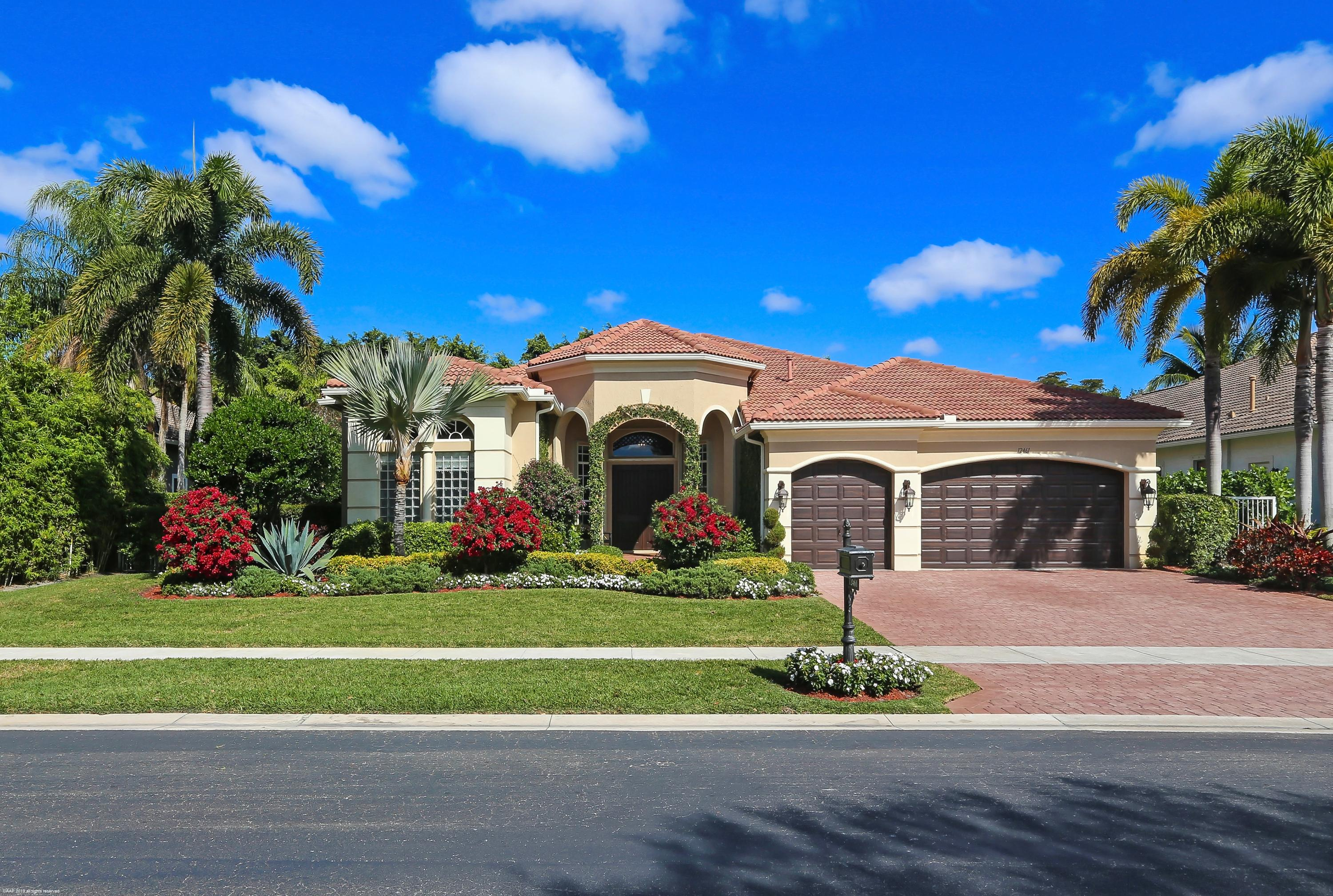 12461 World Cup Lane, Wellington, Florida 33414, 5 Bedrooms Bedrooms, ,3.1 BathroomsBathrooms,Single Family,For Sale,World Cup,RX-10503862