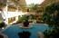 Clubhouse atrium
