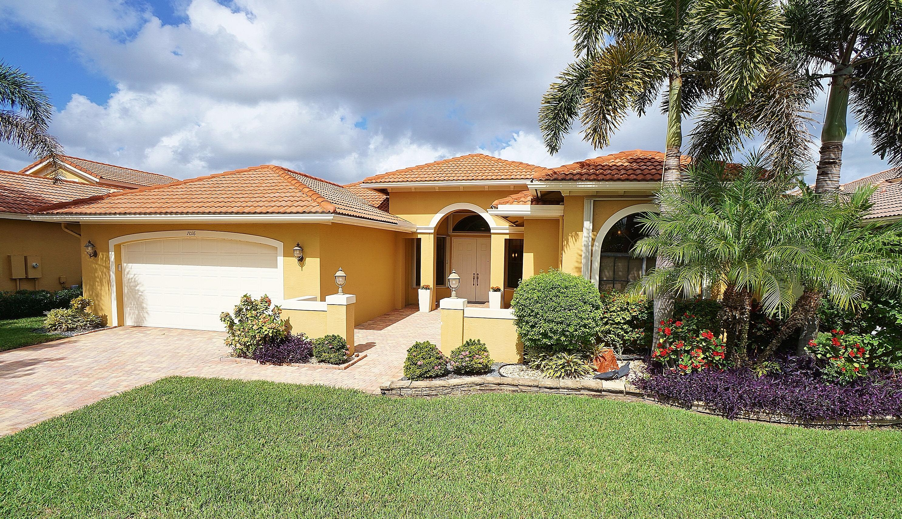 7016 Caviro Lane, Boynton Beach, Florida 33437, 3 Bedrooms Bedrooms, ,2.1 BathroomsBathrooms,Single Family,For Sale,Caviro,RX-10504023