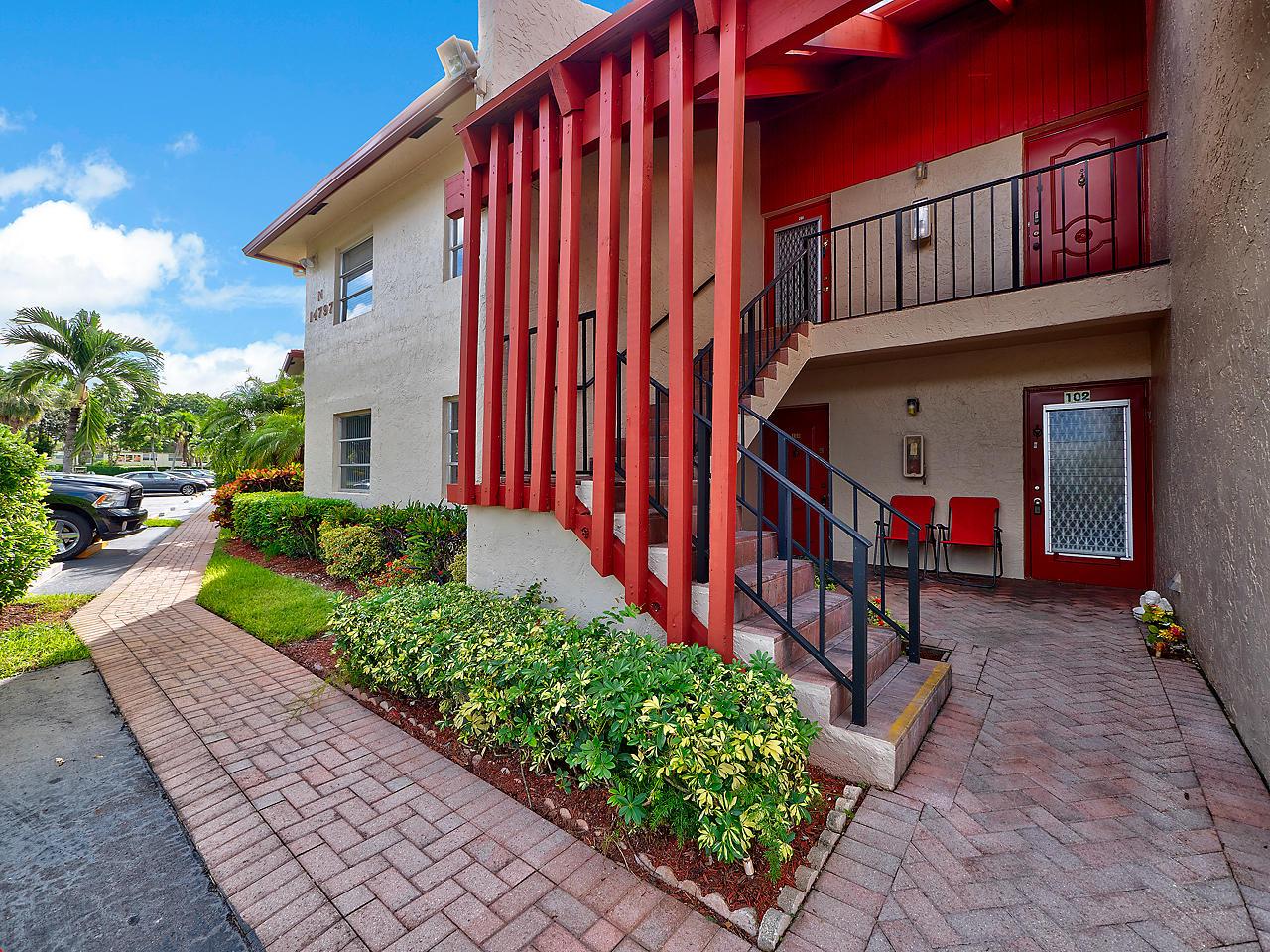 14873 Cumberland Drive, Delray Beach, Florida 33446, 2 Bedrooms Bedrooms, ,2 BathroomsBathrooms,Condo/Coop,For Sale,Deauville Village,Cumberland,2,RX-10504115