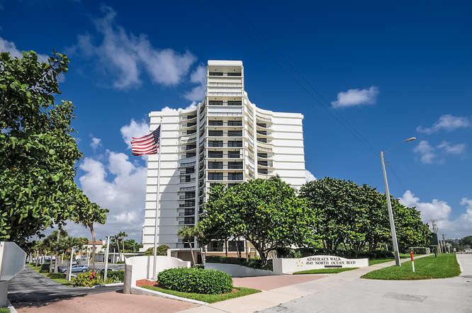 4545 Ocean Boulevard, Boca Raton, Florida 33431, 2 Bedrooms Bedrooms, ,2.1 BathroomsBathrooms,Condo/Coop,For Sale,ADMIRALS WALK,Ocean,12,RX-10504414