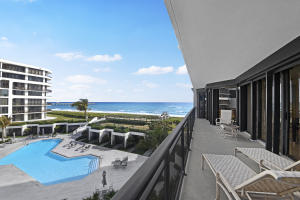 Oceanfront building with ocean view from 301S