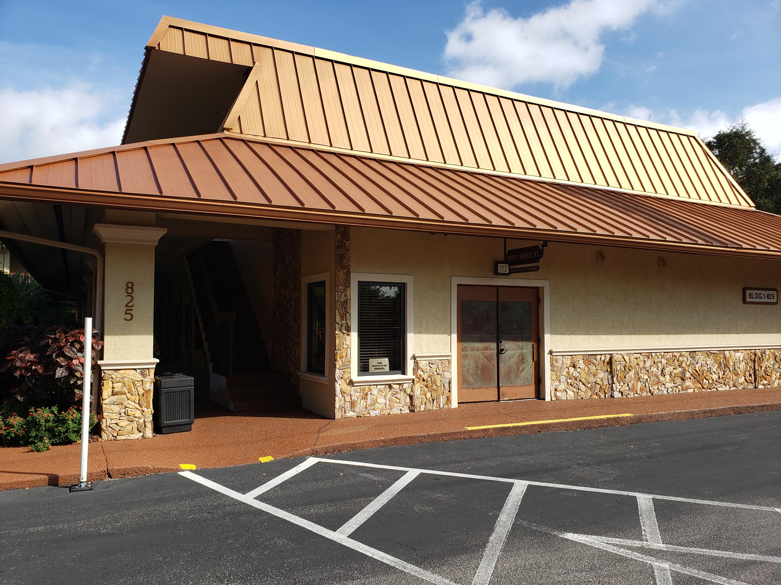 Bring your practice to the best location in Boca Raton! Directly across from Boca Raton Regional Hospital in beautiful Belle Terre. Fully built out medical offices, currently a urology facility. Suites 111 (+-1700sf) and 112 (+-2200sf) are adjoining and can be purchased or leased together or separately. Together discounted to $1,400,000.00, or separately Unit 11 - $700,000.00, Unit 112 $800,000.00. Ample parking, easy access and beautifully landscaped development. Very few units come available in this complex, act now! Leasing at $32.00sf +NNN fees.
