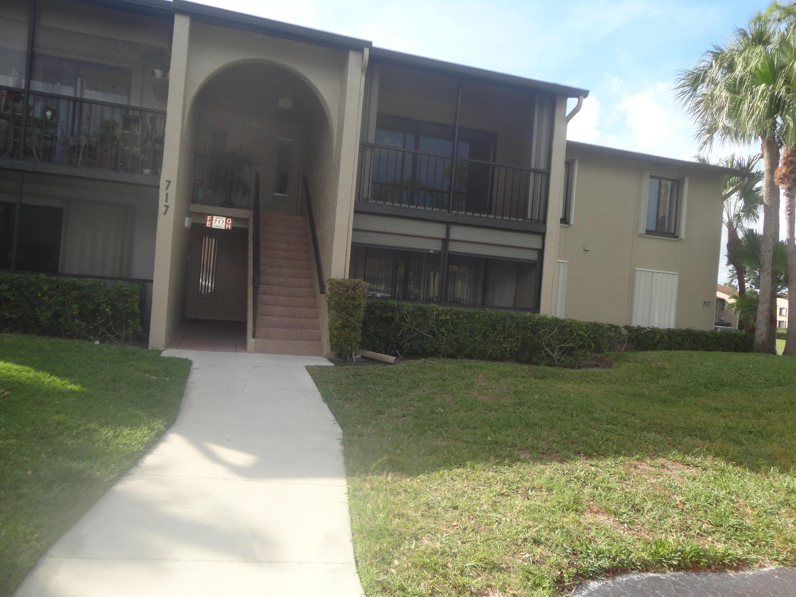717 Sunny Pine Way, Greenacres, Florida 33415, 2 Bedrooms Bedrooms, ,2 BathroomsBathrooms,Condo/Coop,For Sale,Sunny Pine,2,RX-10505270