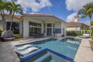 Elegant Mediterranean Estate With Brand New Heated Salt Water Pool & Spa