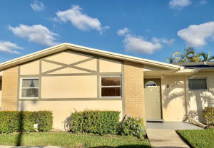 2587 Emory Drive W, K, West Palm Beach, FL 33415