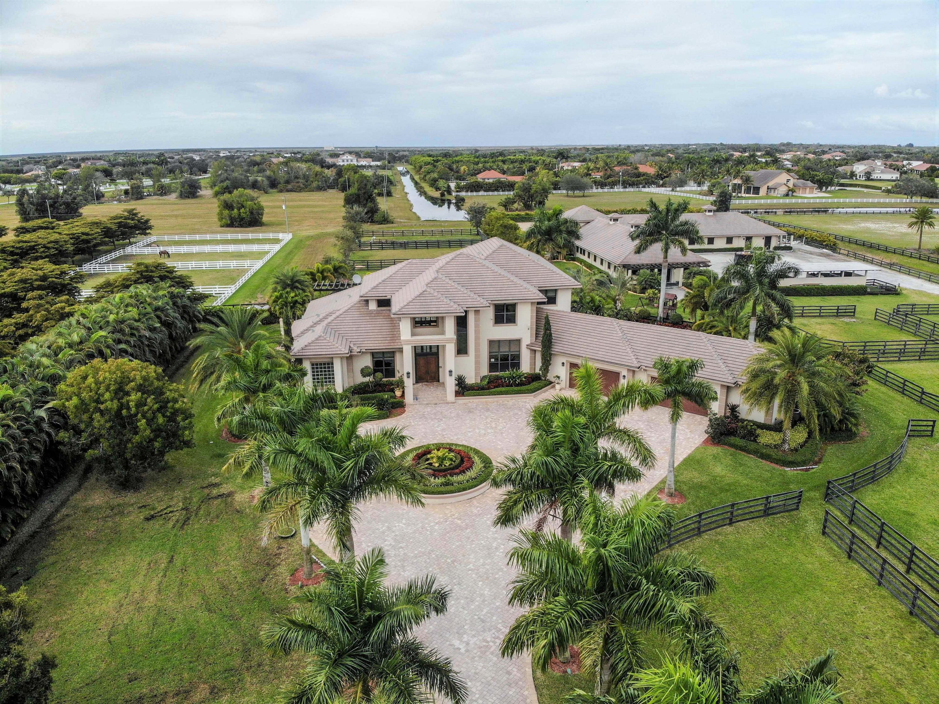 15231 Sunnyland Lane, Wellington, Florida 33414, 6 Bedrooms Bedrooms, ,7.2 BathroomsBathrooms,Single Family,For Sale,Sunnyland,RX-10505920