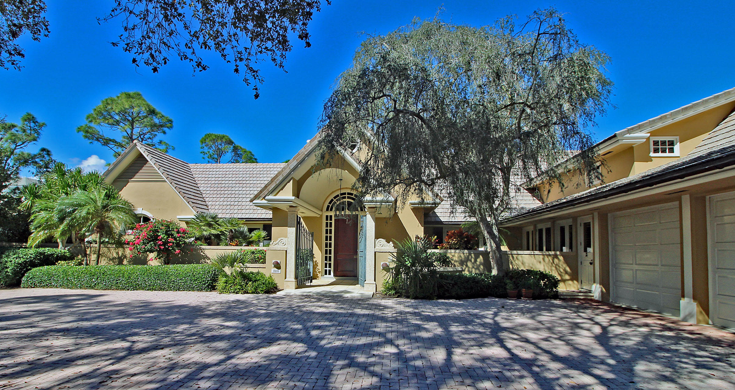 Home for sale in Jupiter Hills Village Tequesta Florida
