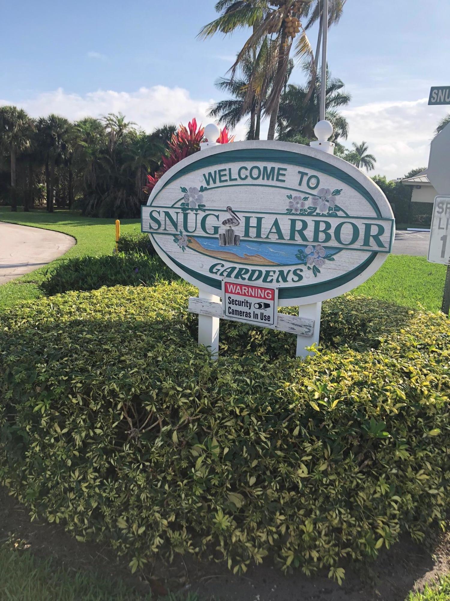 600 Snug Harbor Drive A6