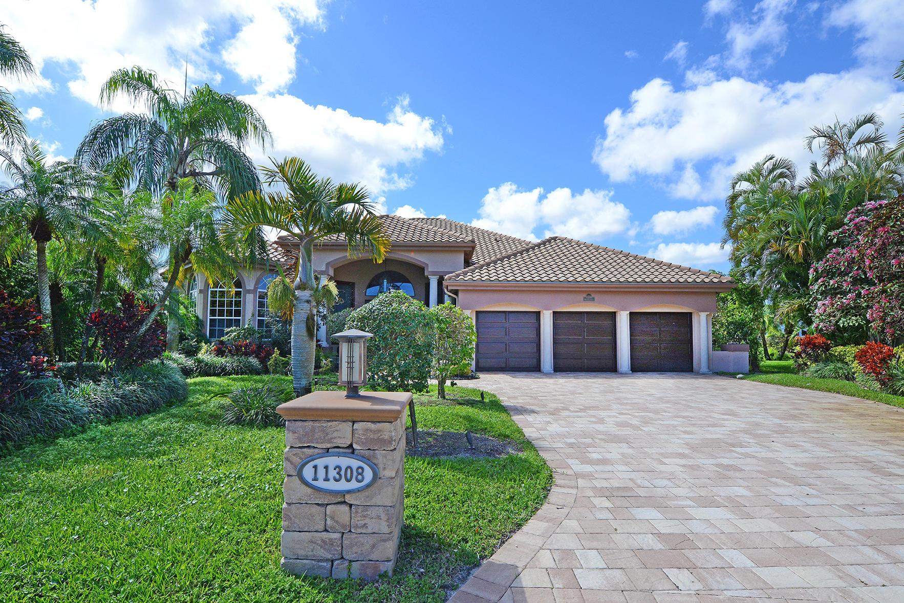 11308 Westland Circle  Boynton Beach FL 33437