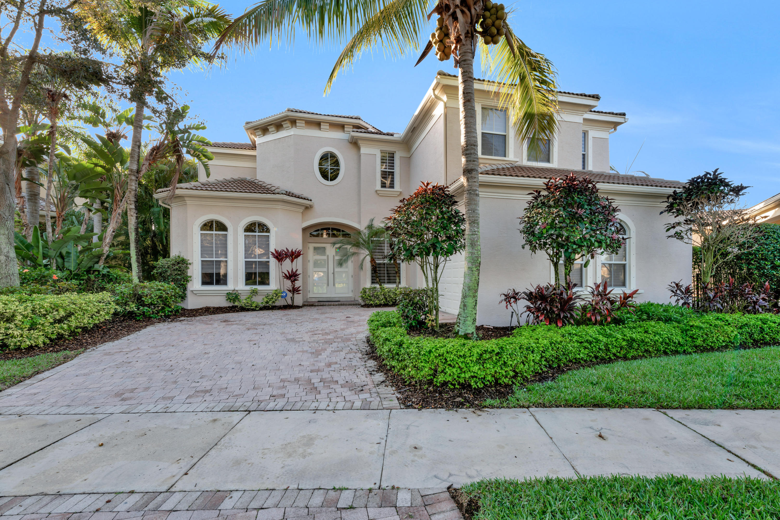 Home for sale in MIRASOL PARS H AND I Palm Beach Gardens Florida