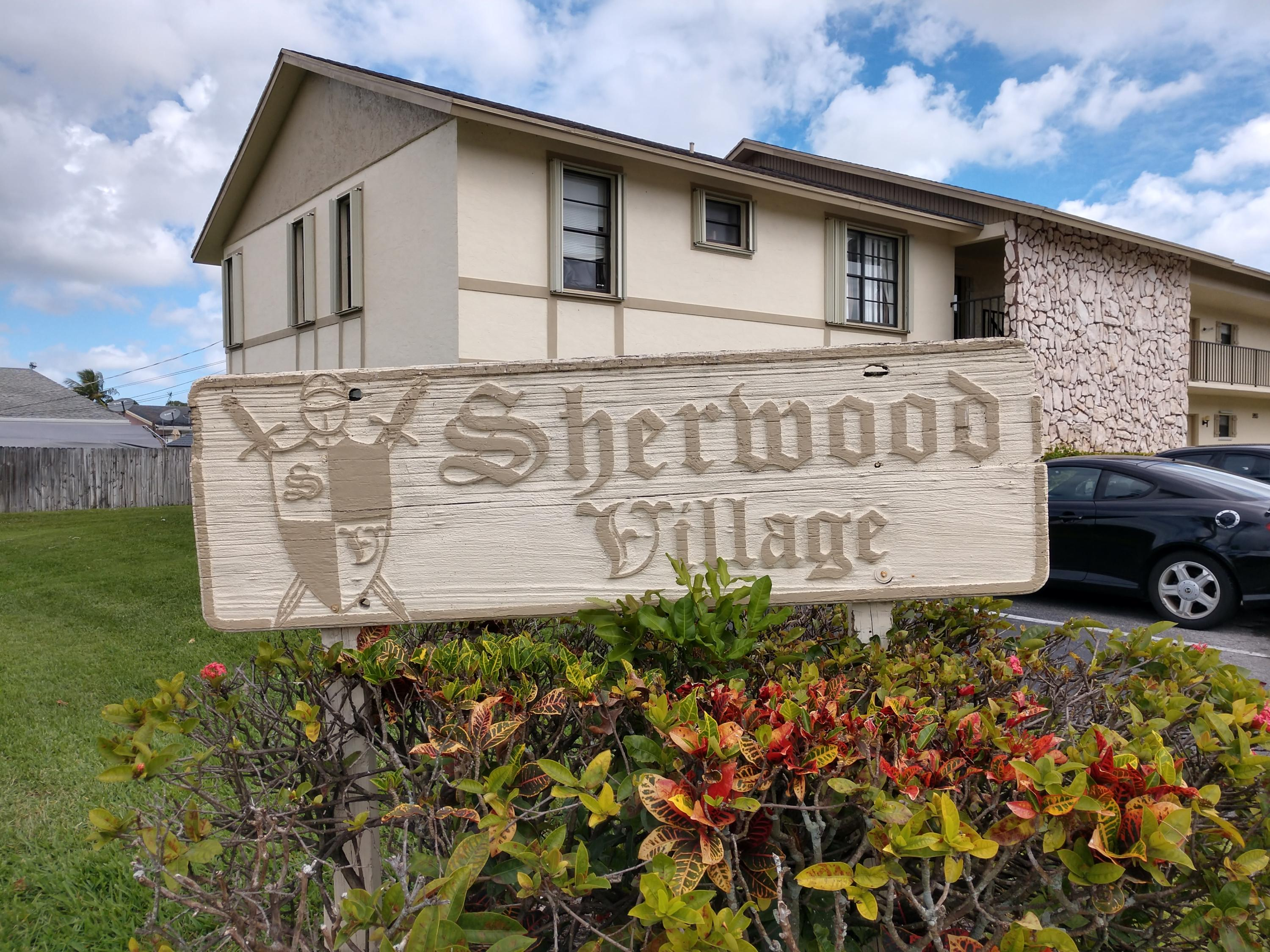 Home for sale in Sherwood Village West Palm Beach Florida