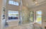Frameless Glass Enclosed Shower