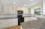 Custom cabinets and beautiful granite