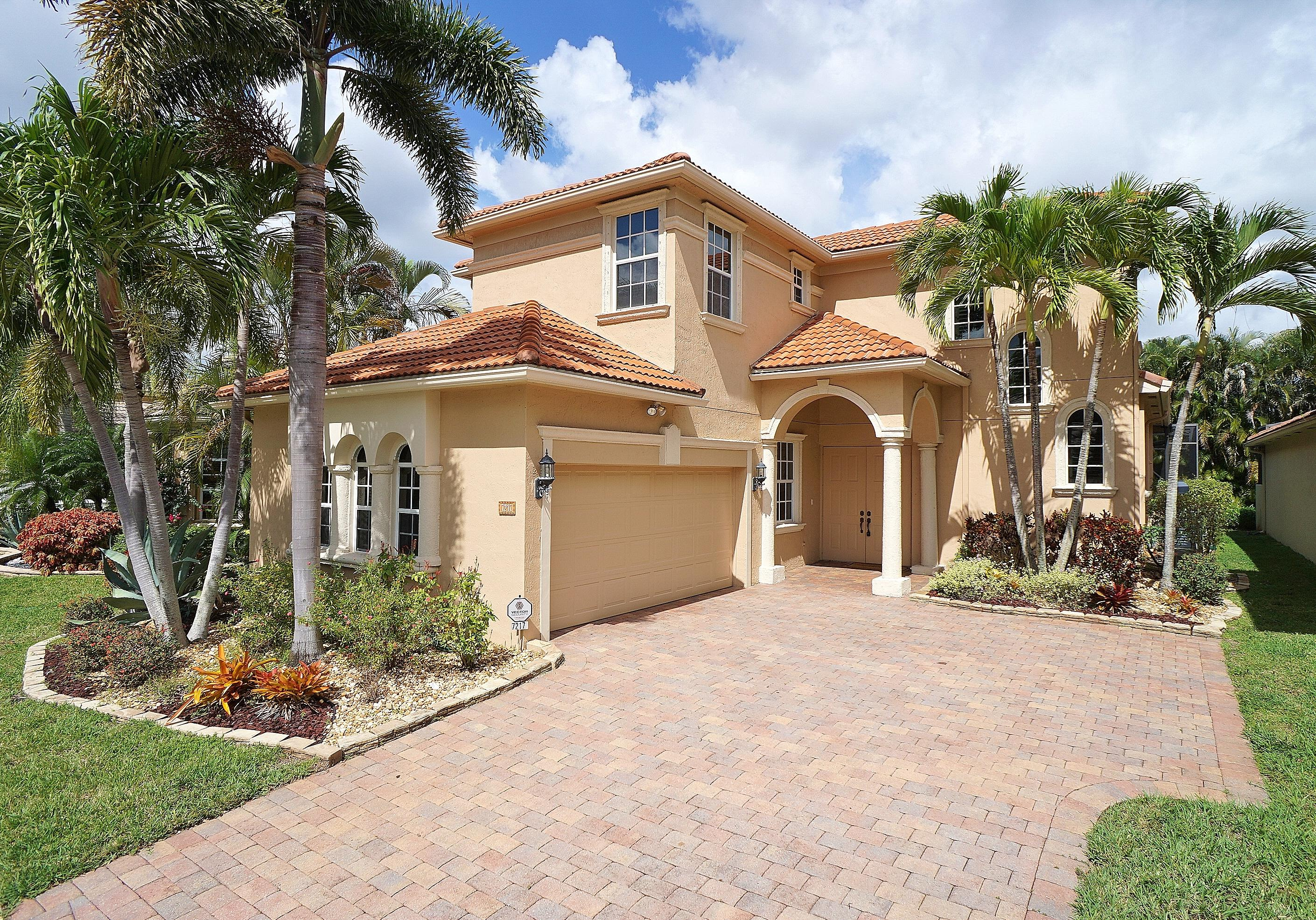 7217 Veneto Drive  Boynton Beach FL 33437