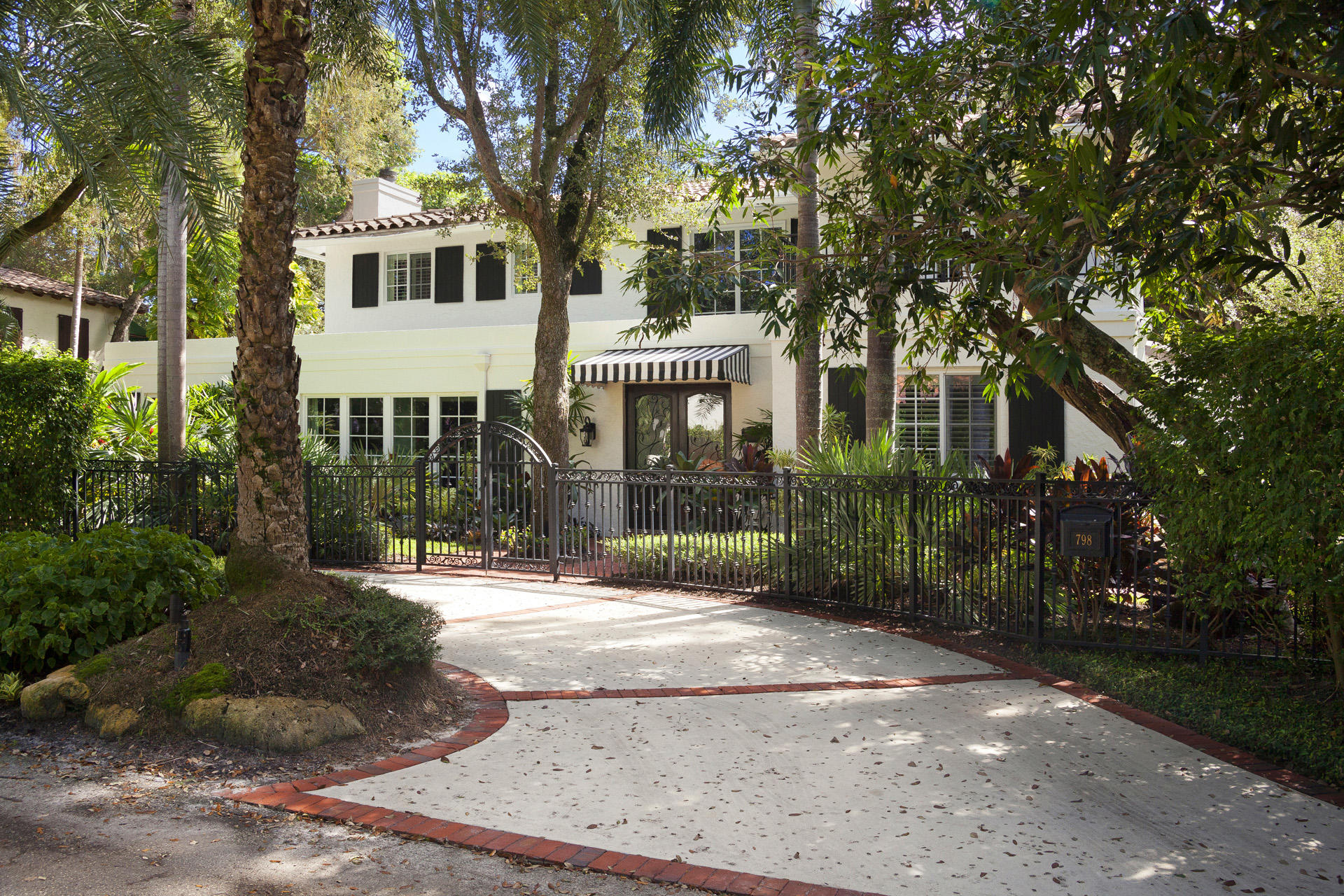 Home for sale in Old Floresta Boca Raton Florida