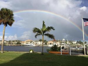 Rainbow Looking East