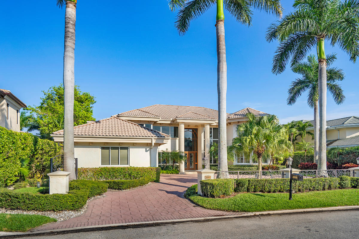 404 E Coconut Palm Road Boca Raton, FL 33432