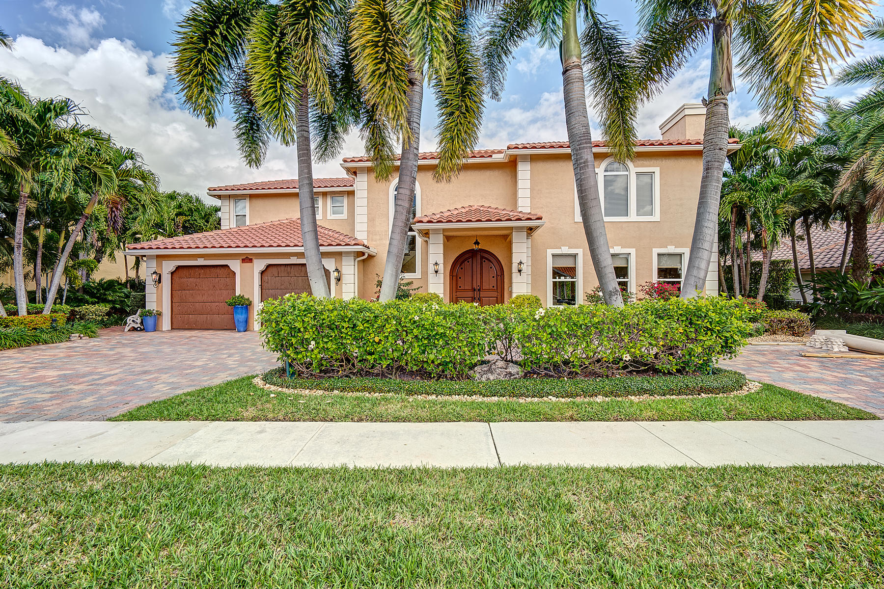 Home for sale in Boca Sailing Boca Raton Florida