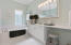 Jetted tub completes this awesome master bath