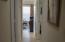 Hallway to Bedrooms West Side
