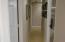 West Side Bedrooms Hallway