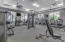 State-of-the-art fitness center included in your very low HOA fees!