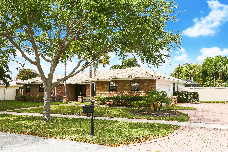 6821 S Grande Drive Boca Raton, FL 33433