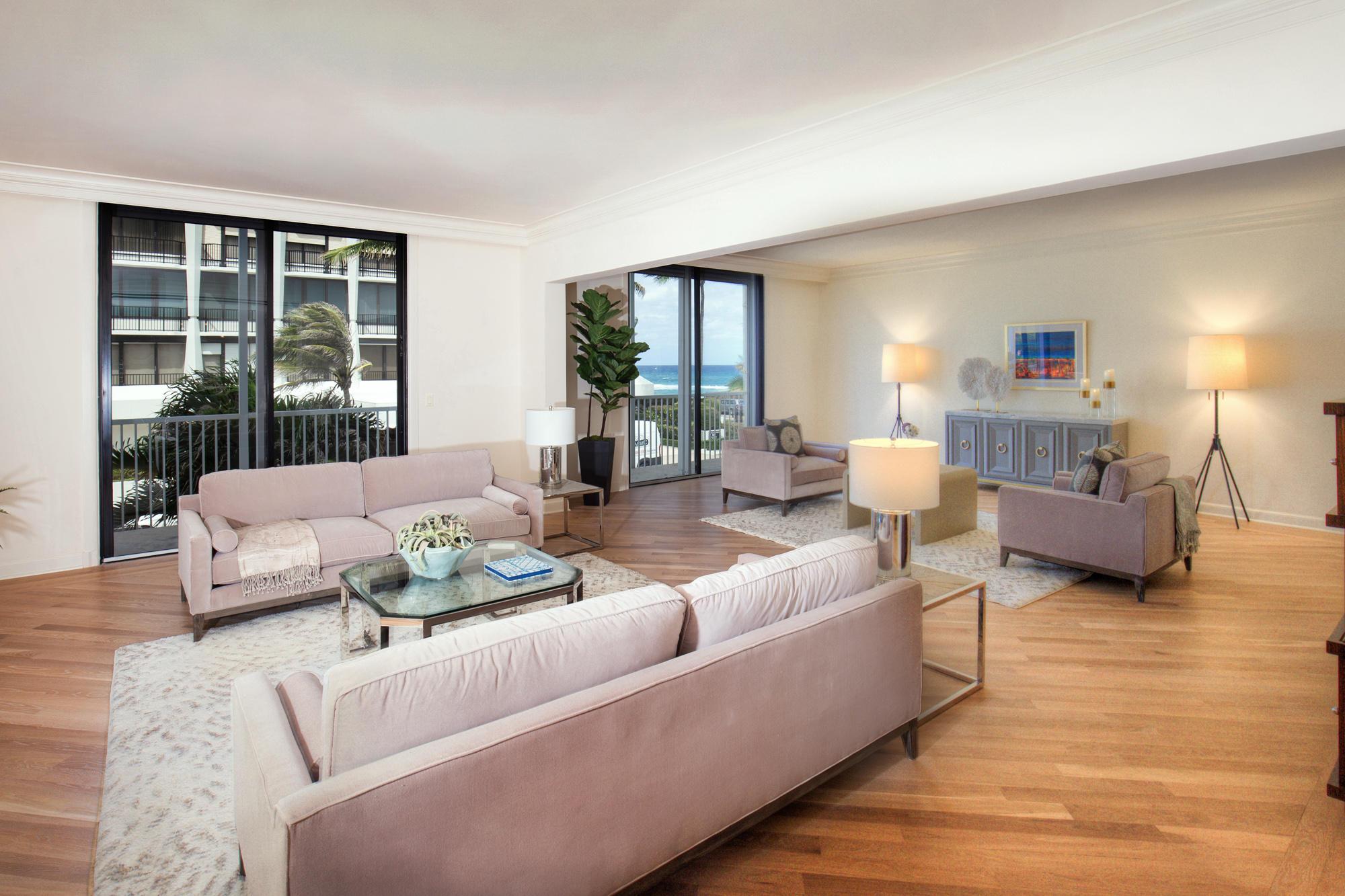 400 Ocean Boulevard, Palm Beach, Florida 33480, 4 Bedrooms Bedrooms, ,4.1 BathroomsBathrooms,Condo/Coop,For Sale,Ocean,2,RX-10390631