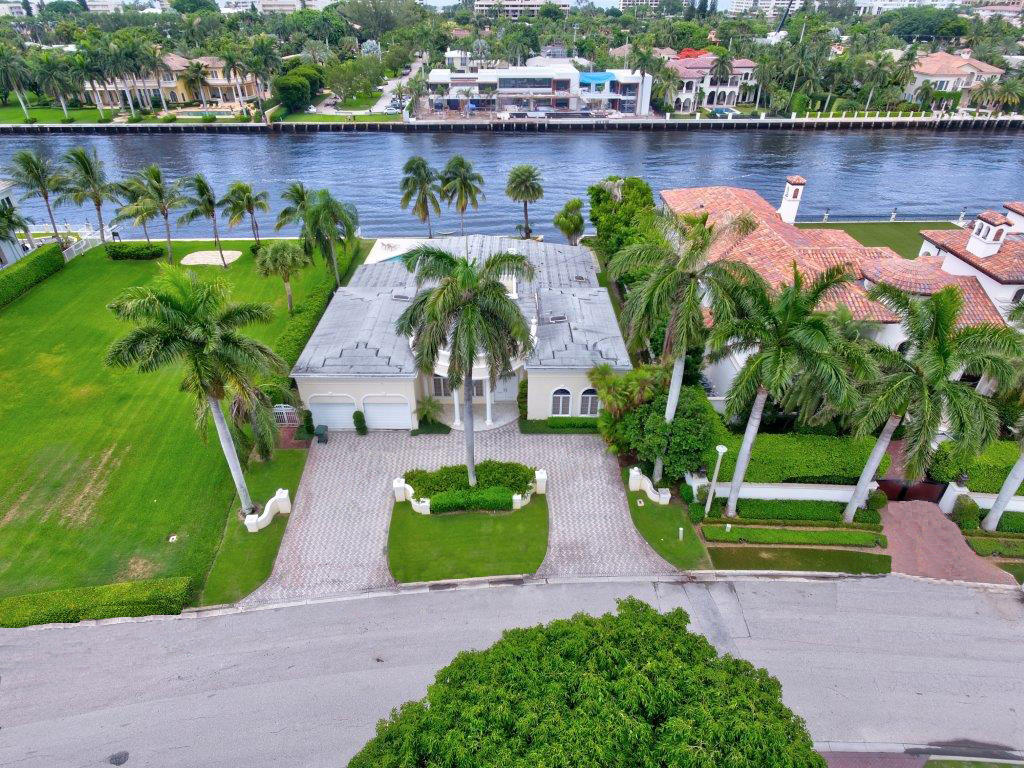 """Stately Royal Palm Regency-inspired Intracoastal Estates sites on 96 +/- feet of waterfrontage on prestigious and sought after Royal Palm Way.  Perfect opportunity to renovate ir rebuild at this premier location surrounded by several of the finest estates in all of Royal Palm.  Sold in ''AS-IS'' condition.  Shown by appointment only.  Royal Palm Yacht and Country Club membership is separate and not affiliated with RPIA home ownership. DISCLAIMER: The written and verbal information provided including but not limited to prices, measurements, square footages, lot sizes, calculations and statistics have been obtained and conveyed from third parties such as the applicable Multiple Listing Service, public records as well as other sources. All information including that produced by the Sellers or Listing Company are subject to errors, omissions or changes without notice and should be independently verified by any prospect for the purchase of a Property.  The Sellers and Listing Company expressly disclaim any warranty or representation regarding all information.  Prospective purchasers' use of this or any written and verbal information is acknowledgement of this disclaimer and that Prospects shall perform their own due diligence.  Prospective purchasers shall not rely on any written or verbal information provided when entering a contract for sale and purchase.  Some affiliations may not be applicable to certain geographic areas. If your property is currently listed, please do not consider this a solicitation. In the event a Buyer defaults, no commission will be paid to either Broker on the Deposits retained by the Seller.  """"No Commissions Paid until Title Passes.""""  Copyright 2019 Listing Company. All Rights Reserved."""