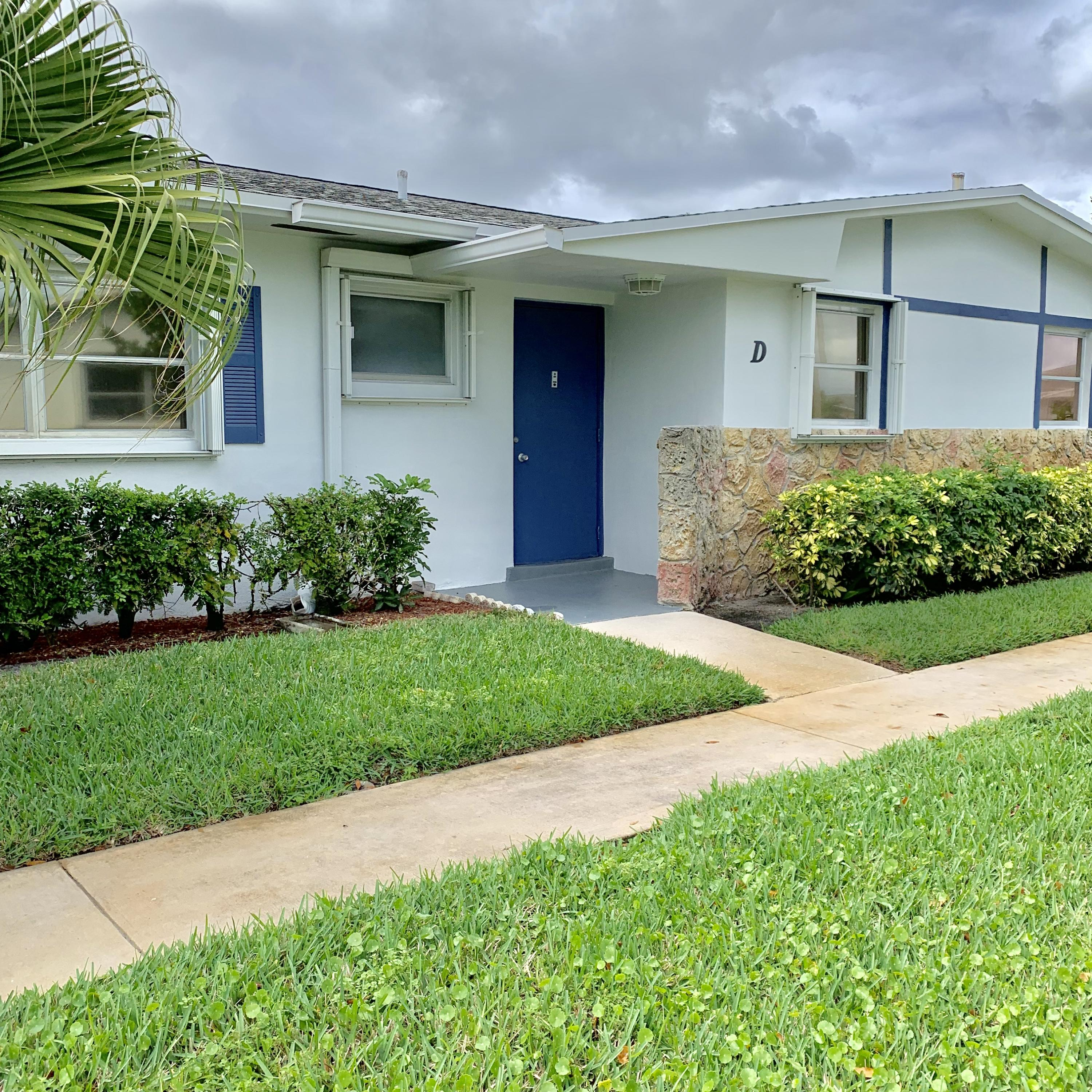 2633 Emory Drive, West Palm Beach, Florida 33415, 2 Bedrooms Bedrooms, ,1 BathroomBathrooms,Condo/Coop,For Rent,Emory Drive W,Emory,1,RX-10514029