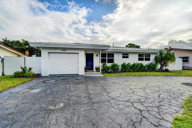 2650 NE 26TH Terrace Boca Raton, FL 33431