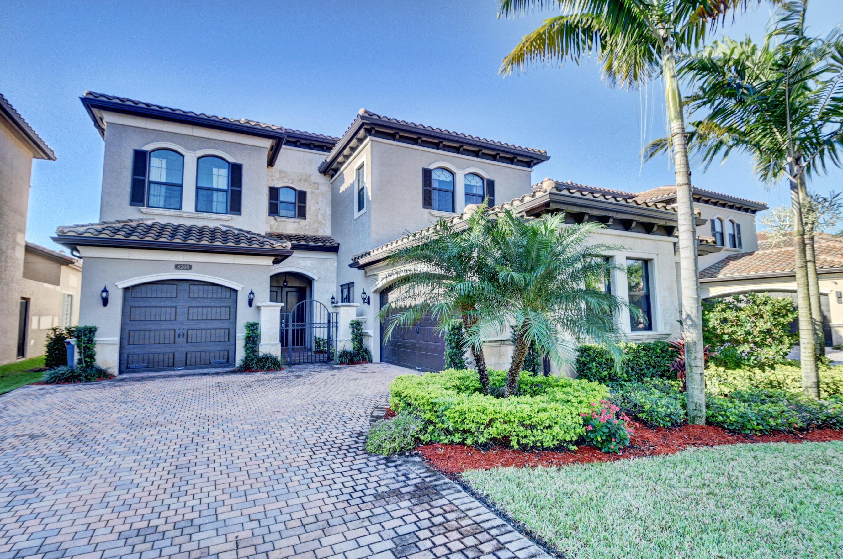 8208 Lost Creek Lane, Delray Beach, Florida 33446, 5 Bedrooms Bedrooms, ,7.1 BathroomsBathrooms,Single Family,For Sale,Lost Creek,RX-10482342