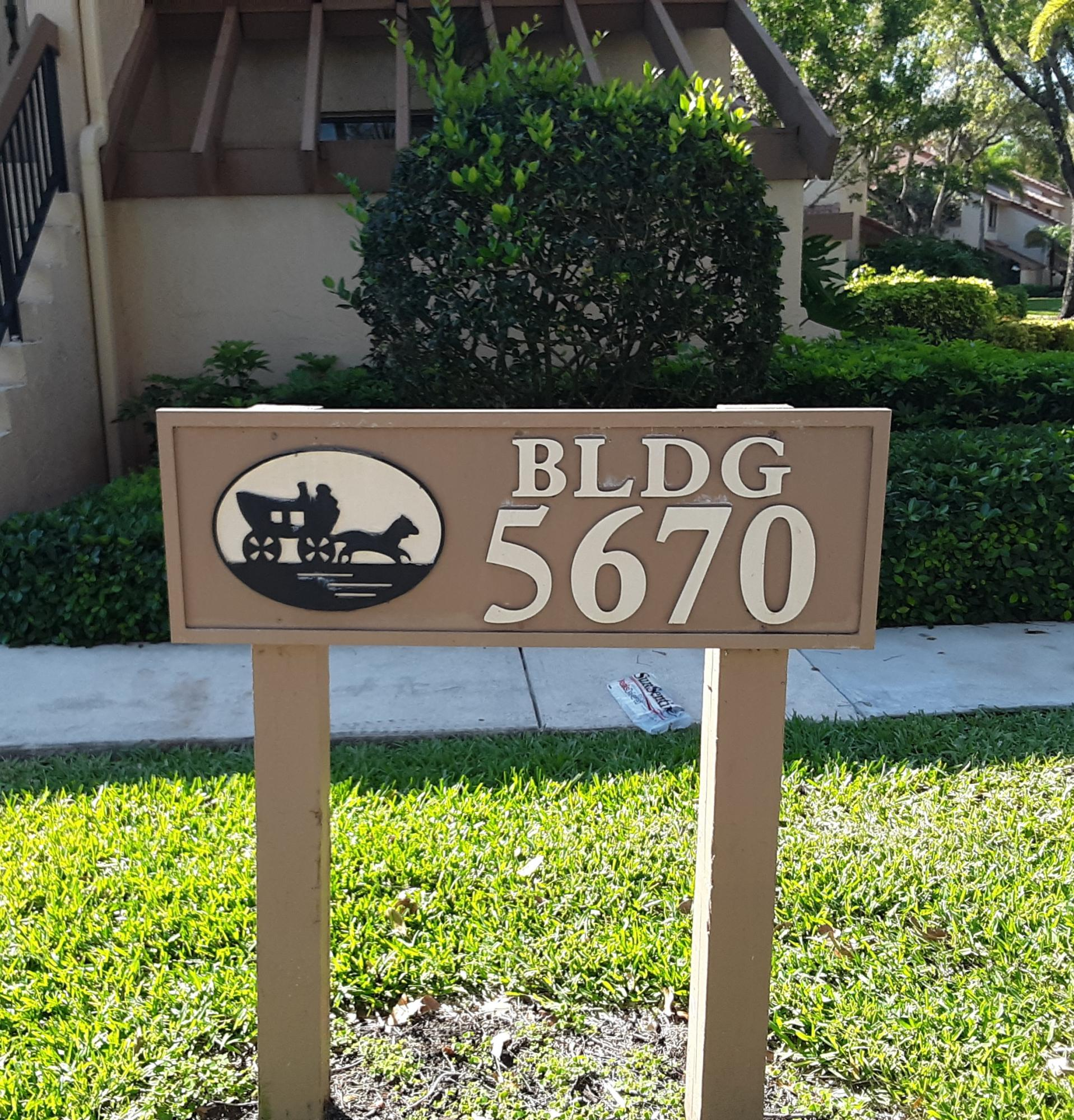 5670 Coach House Circle #a Boca Raton, FL 33486