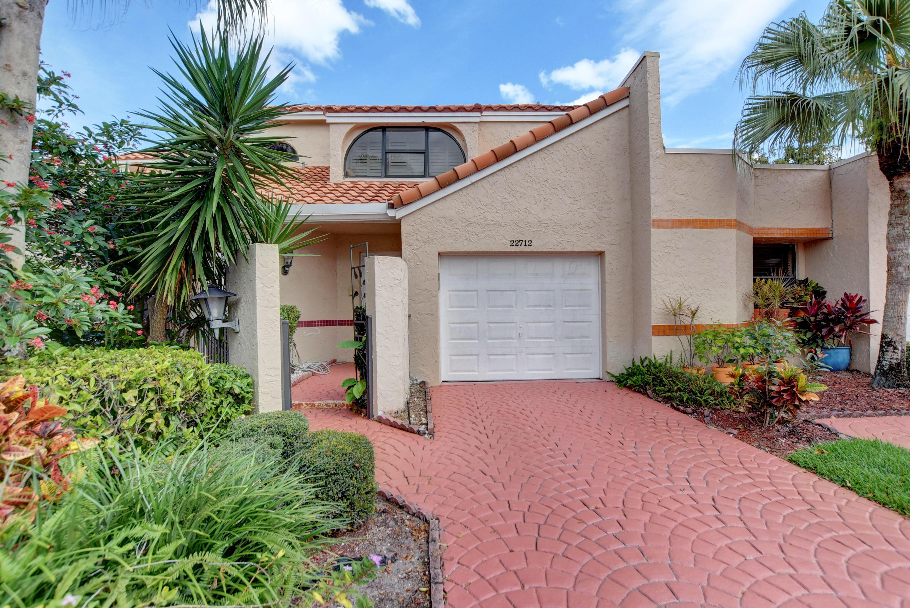 22712 Meridiana Drive Boca Raton, FL 33433