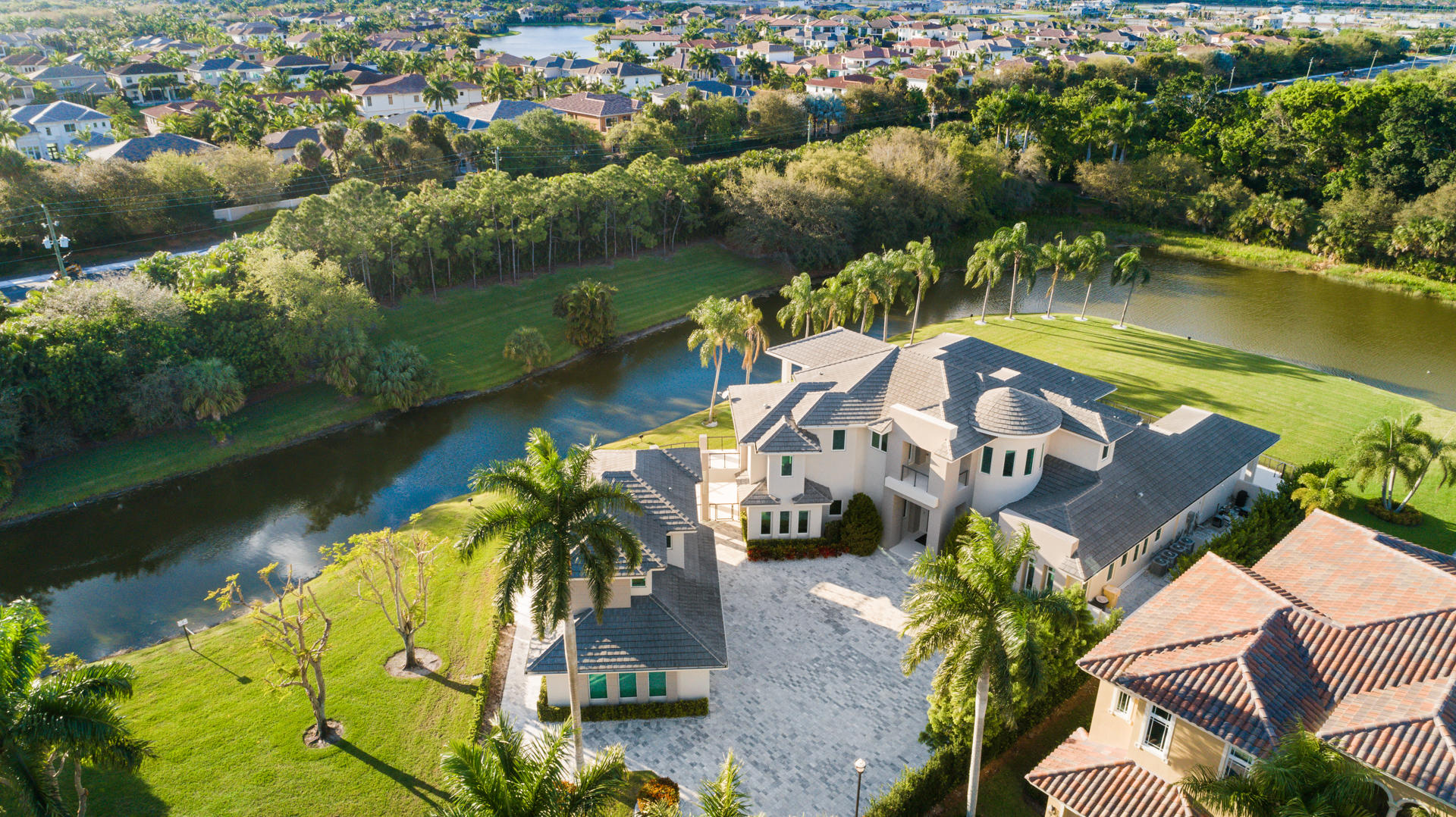 17106 Le Rivage Avenue, Boca Raton, Florida 33496, 5 Bedrooms Bedrooms, ,5.1 BathroomsBathrooms,Single Family,For Sale,LE RIVAGE,Le Rivage,RX-10516787