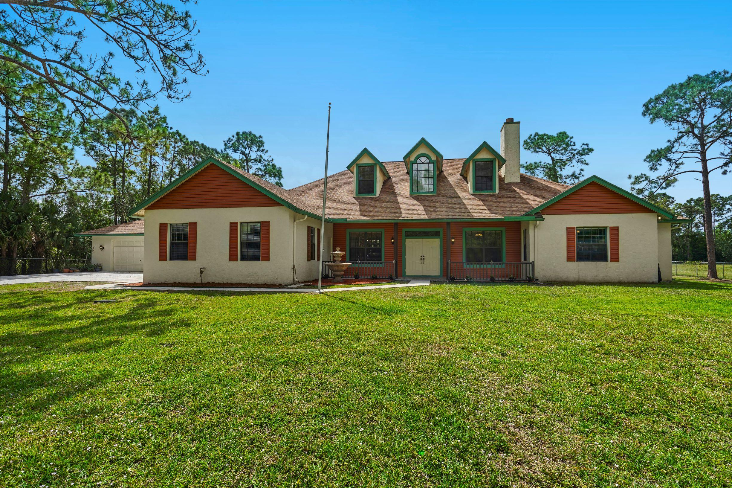 Home for sale in n/a Loxahatchee Groves Florida