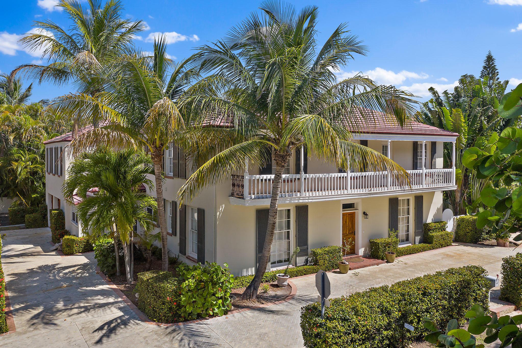 177 Queens Lane Palm Beach FL 33480