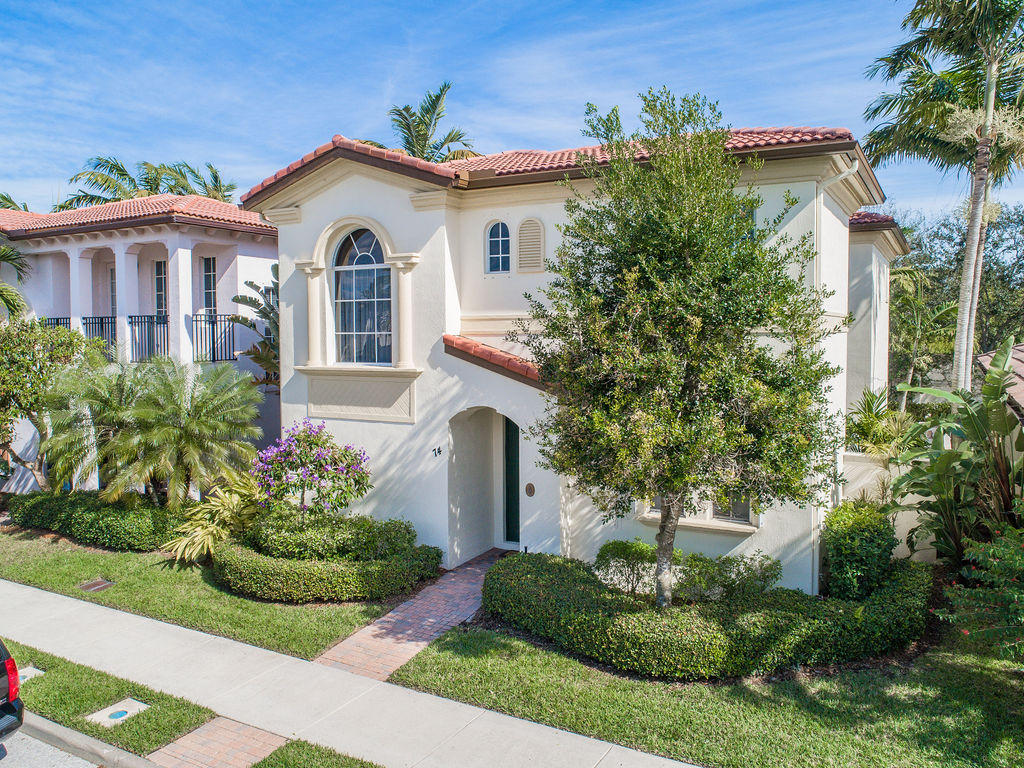 Home for sale in EVERGRENE PCD 7 Palm Beach Gardens Florida