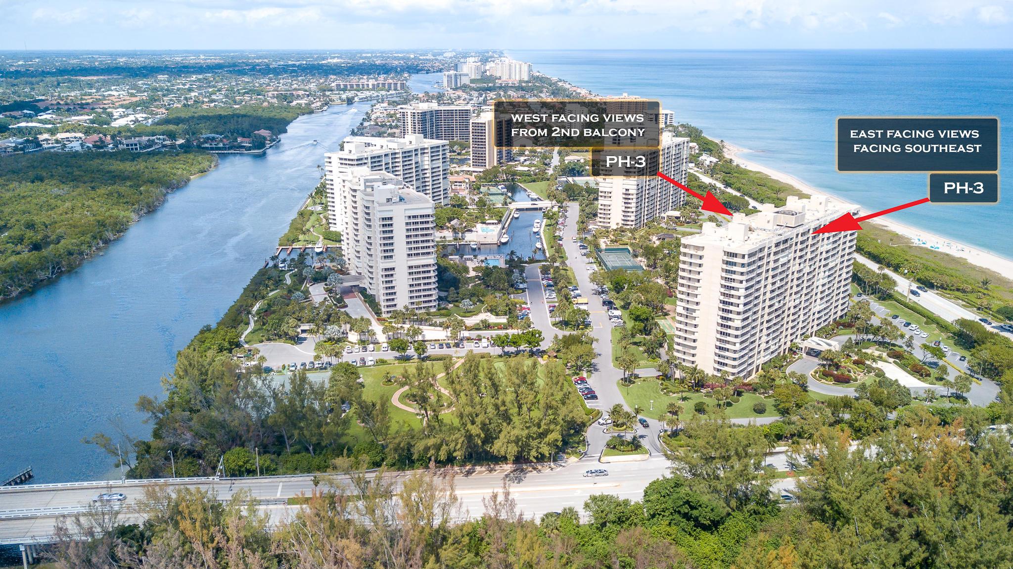 Photo of 4001 N Ocean Boulevard #Ph-3, Boca Raton, FL 33431