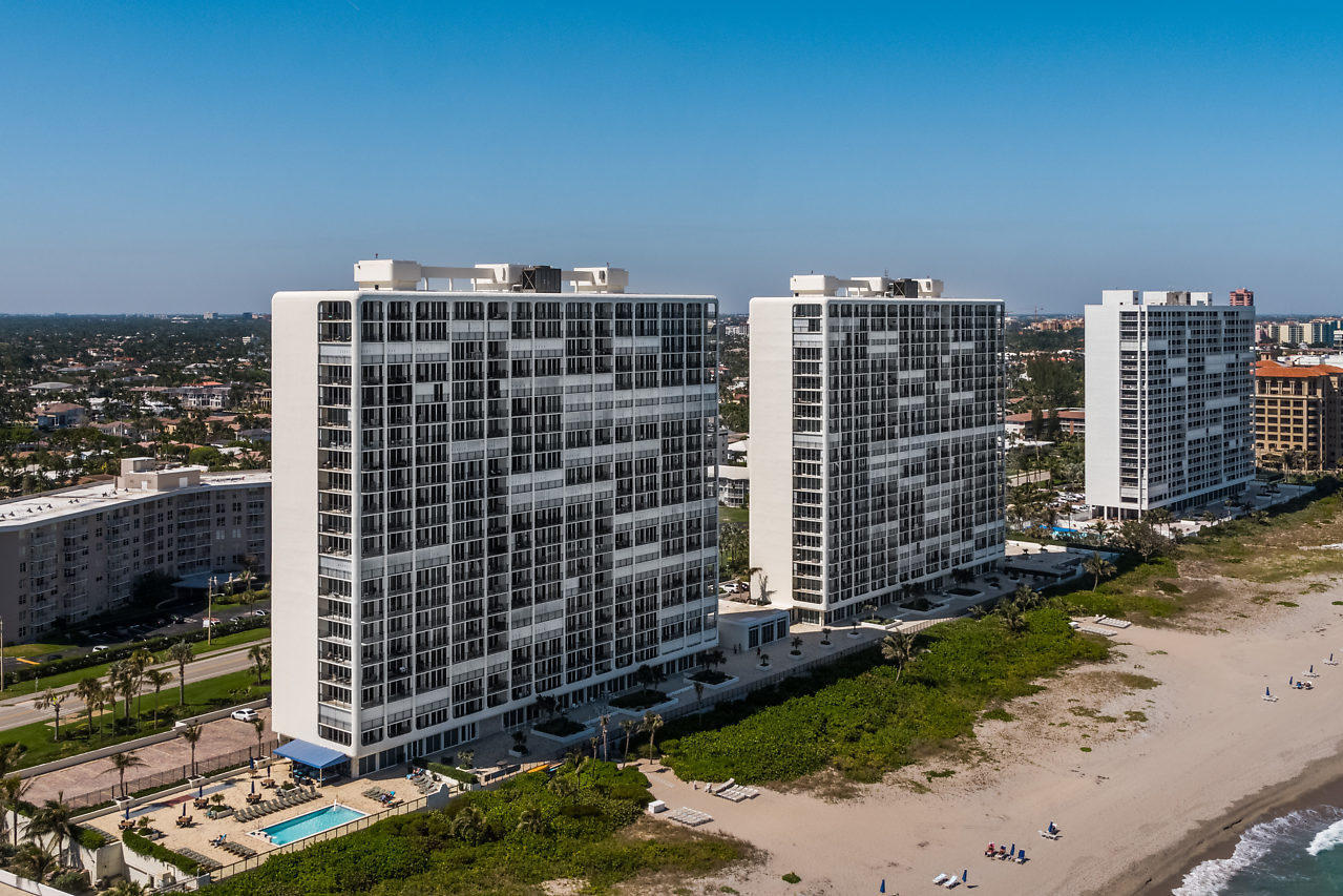 2800 Ocean Boulevard, Boca Raton, Florida 33432, 2 Bedrooms Bedrooms, ,2 BathroomsBathrooms,Condo/Coop,For Sale,Ocean Towers Condominium,Ocean,21,RX-10517970