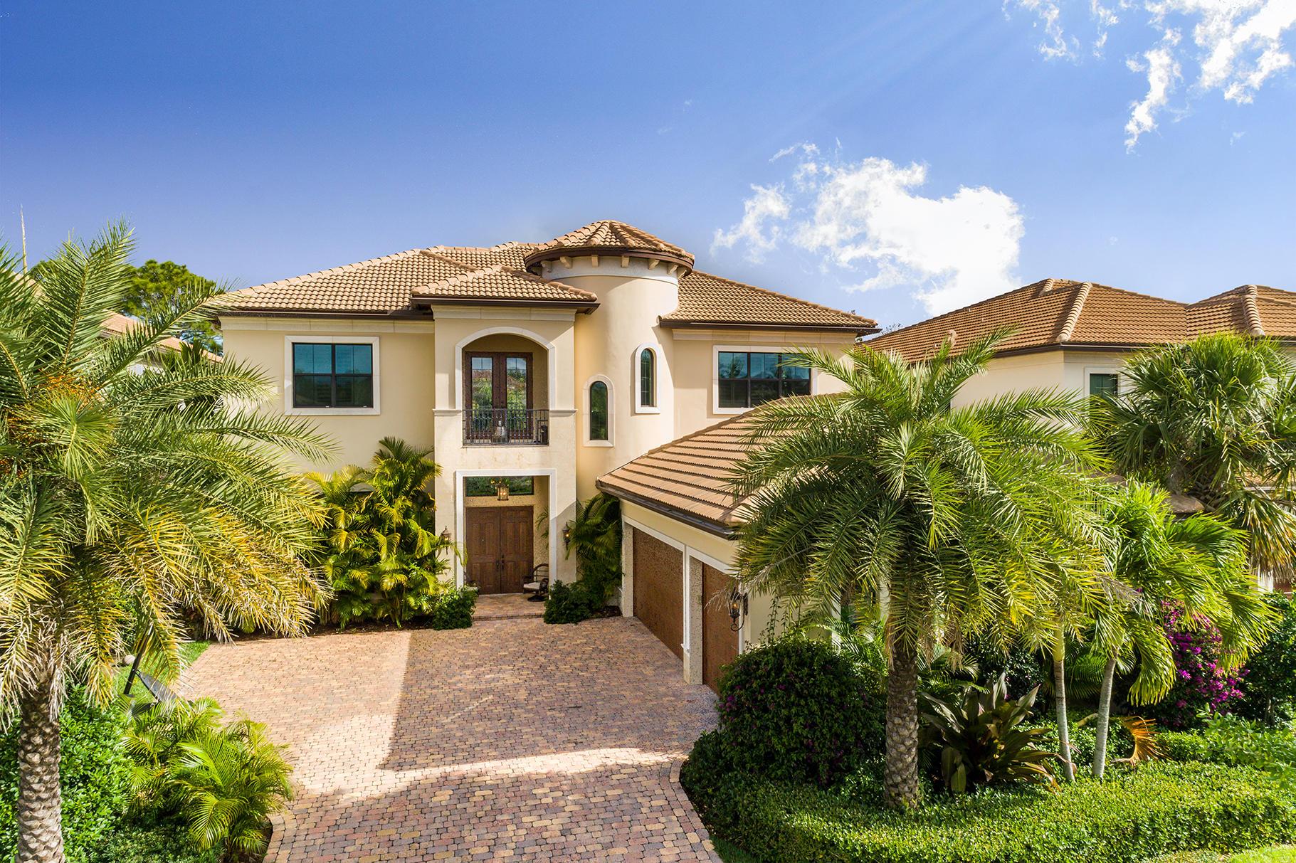 145 Gardenia Isle Drive, Palm Beach Gardens, Florida 33418, 5 Bedrooms Bedrooms, ,5.2 BathroomsBathrooms,Single Family,For Sale,Gardenia Isle,RX-10517619