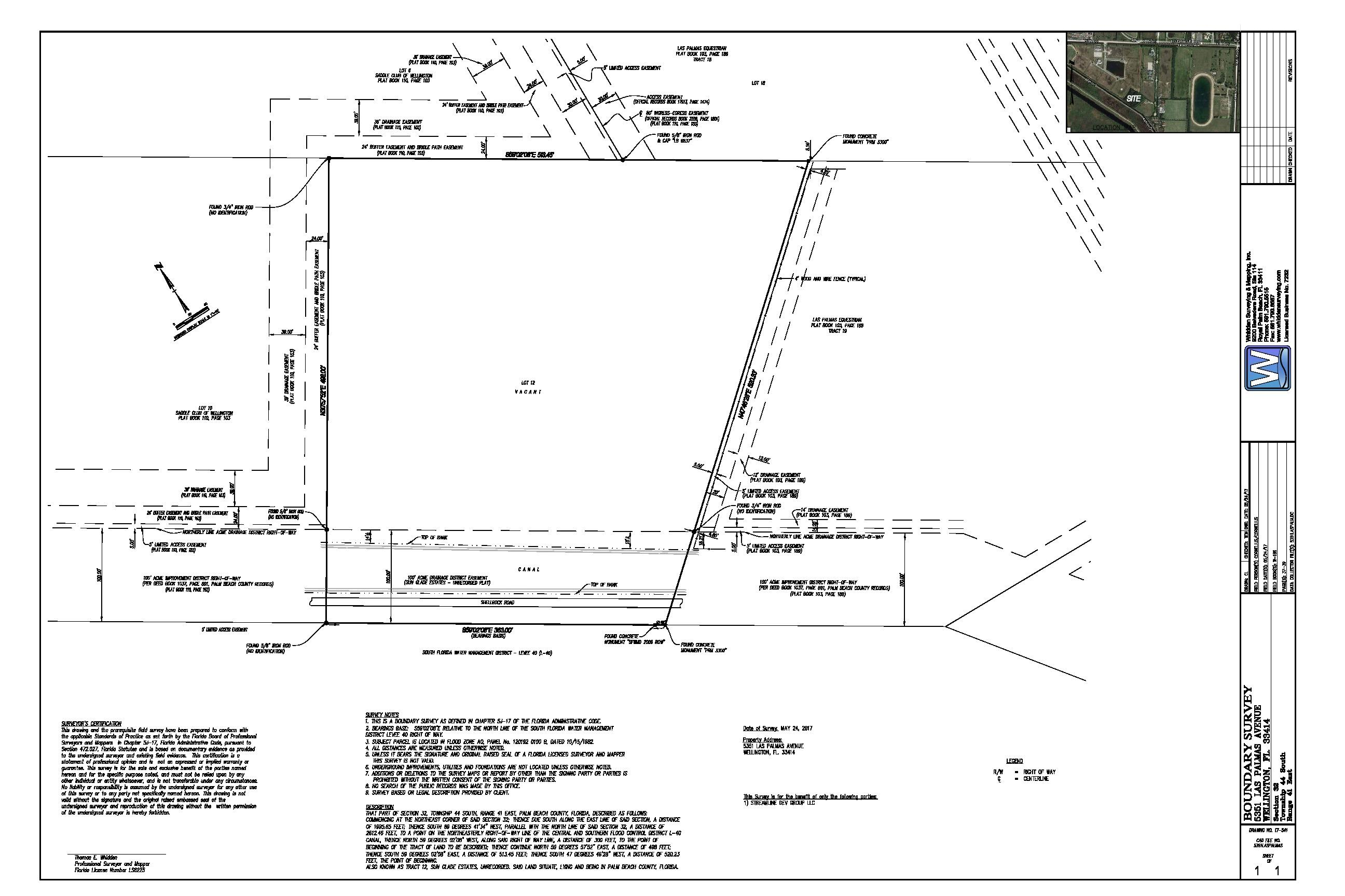 Wellington, Florida 33449, ,Land/docks,For Sale,Las Palmas,RX-10522070