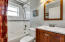 Guest bath, completely updated!!
