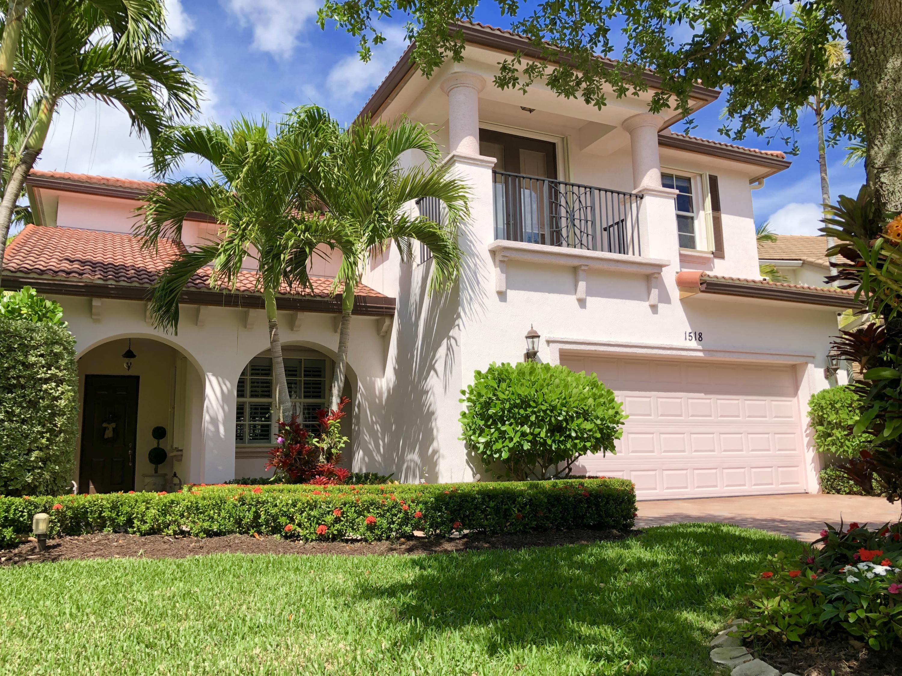 1518 Carafe Court, Palm Beach Gardens, Florida 33410, 3 Bedrooms Bedrooms, ,3 BathroomsBathrooms,Single Family,For Sale,Carafe,RX-10519708