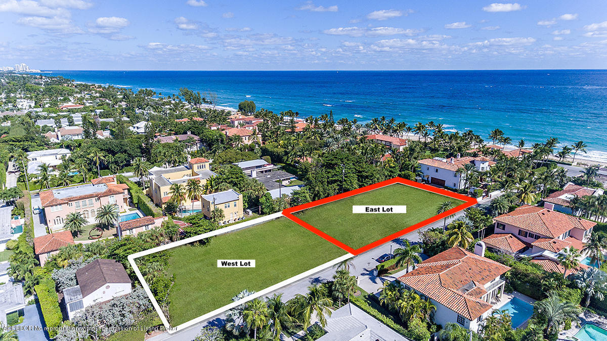 111 Atlantic (East Lot) Avenue, Palm Beach, Florida 33480, ,Land,For Sale,Atlantic (East Lot),RX-10520575