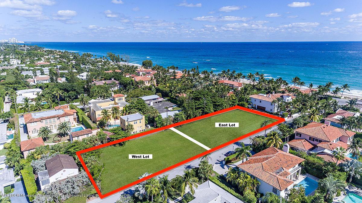 113 Atlantic (East & West Lot) Avenue, Palm Beach, Florida 33480, ,Land,For Sale,Atlantic (East & West Lot),RX-10520577